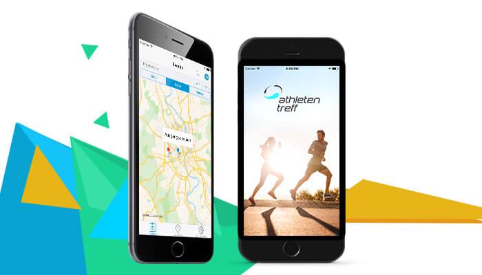 Athletentreff – App