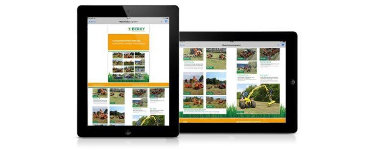 Berky – Sales App
