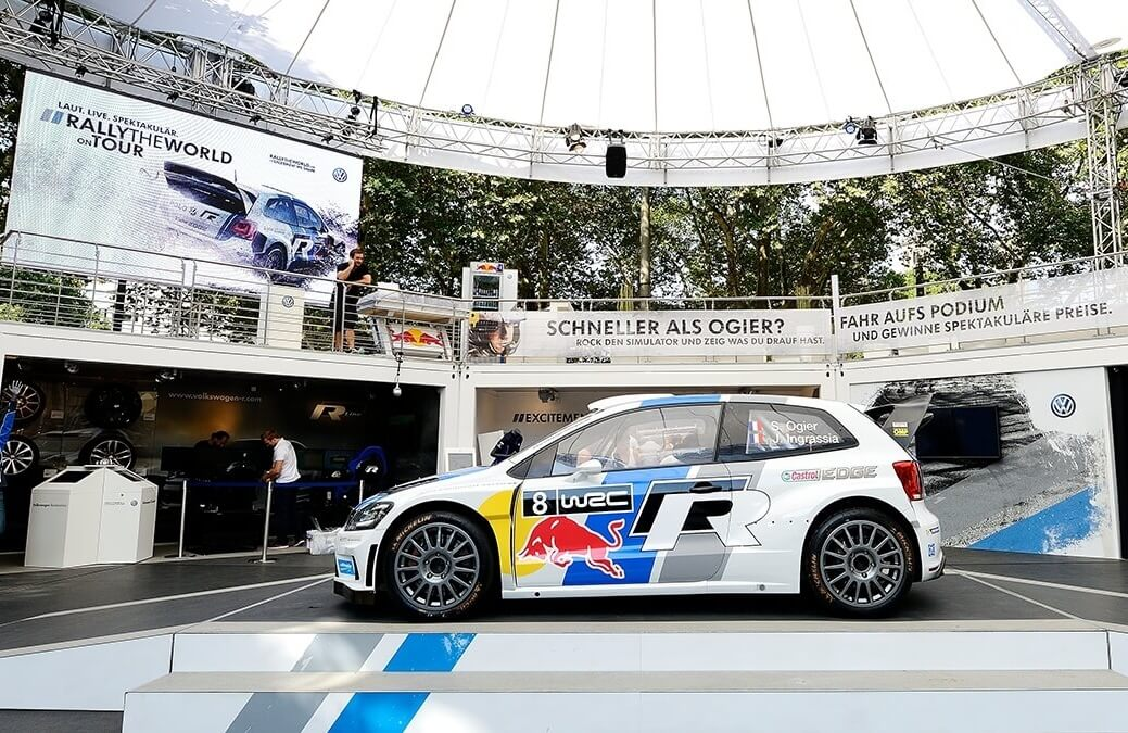 Volkswagen – Rally The World