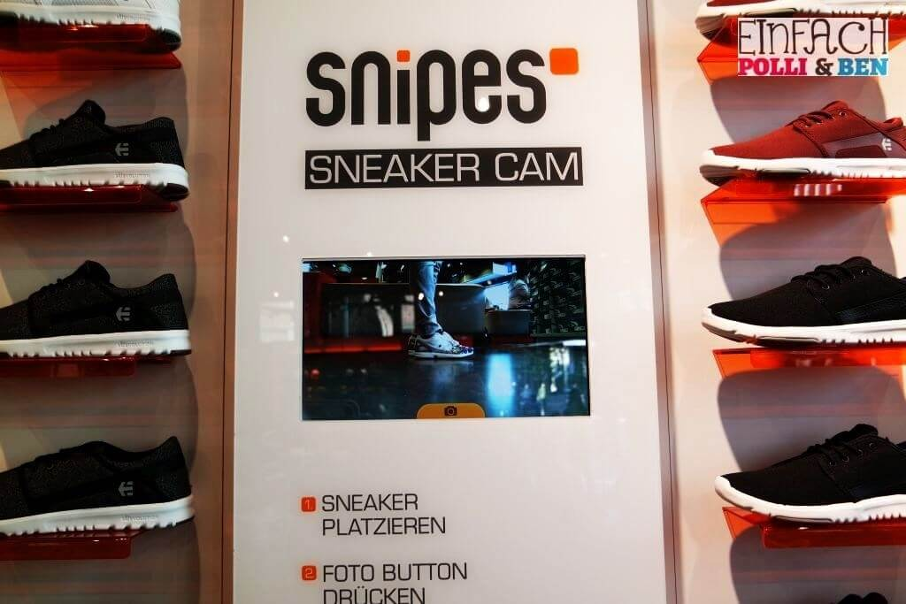 Snipes – Social Media Camera